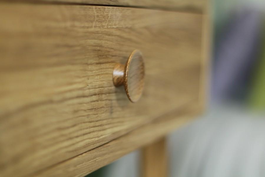 Knob Olympia-25551-11 oak