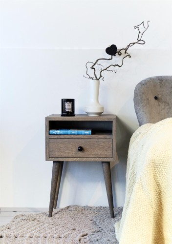 Nightstand table, NO-03-EG