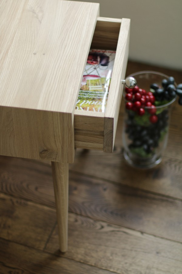 Solid oak bedsides,  NO-02-EH
