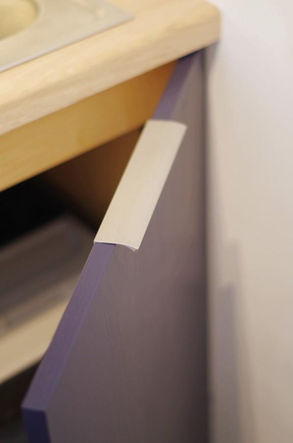 Handle Edge Straight-304165-11 chrome