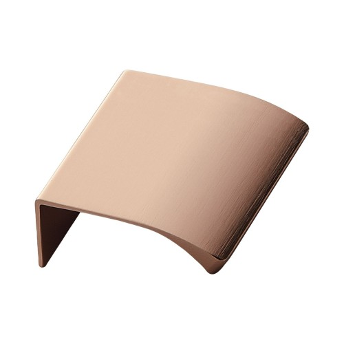 Handle Edge Straight 40-304164-11 copper