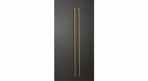 Handle Graf mini L 370240-2x589 Brass