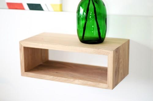 Solid Oak Wood Shelf, NO-05-EH
