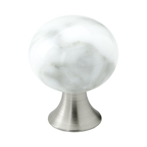 Handle Bead Straight 304060 marble