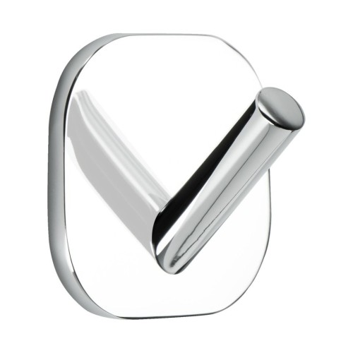 Hook SOLID 620001 polished chrome