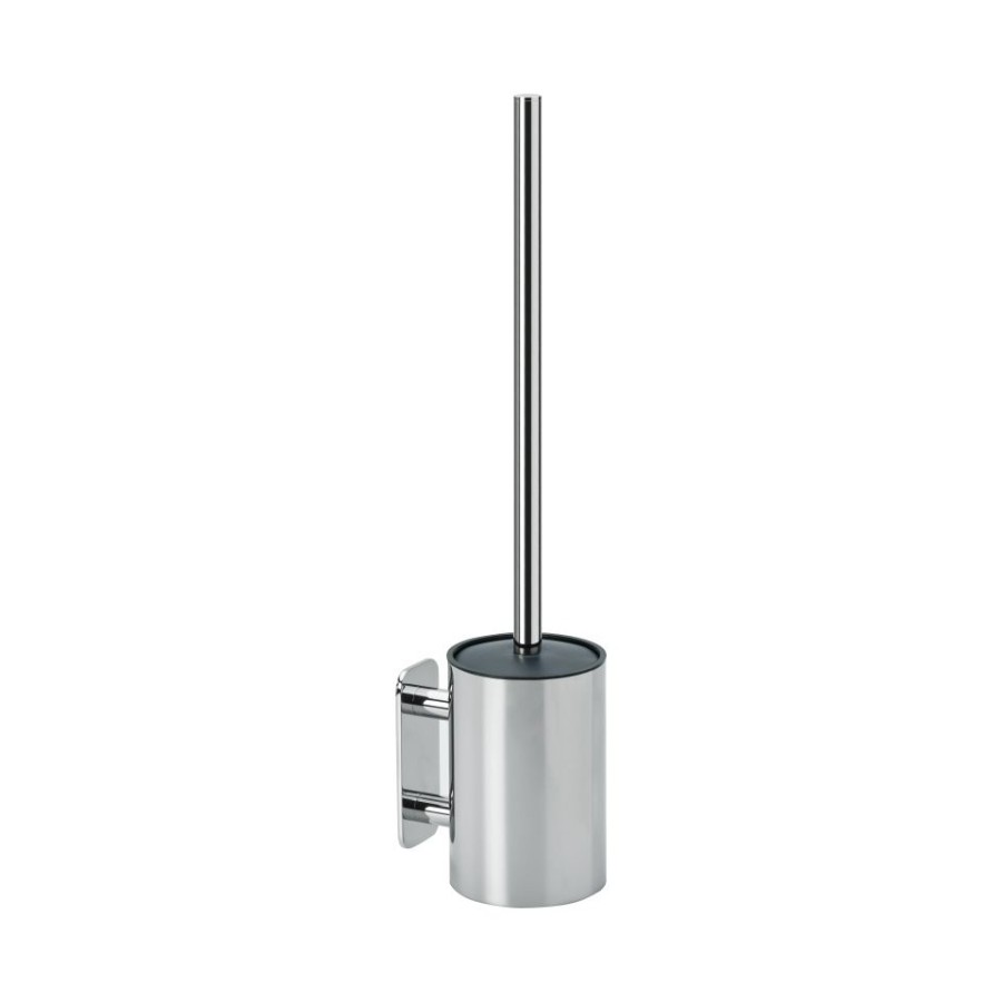 SOLID 620010 Toilet brush pol.chrome